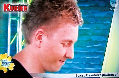 Loka Gwiazda Pop Z Ilawskimi Korzeniami Kurier Ilawski